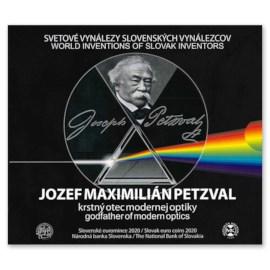 "Slovakia BU-Set ""Petzval"" 2020"