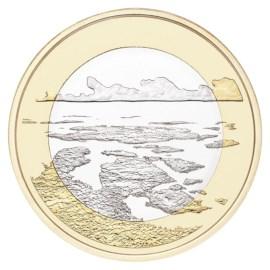 "Finland 5 Euro ""Archipelzee"" 2018"