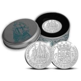 Officiële Herslag: Scheepjesschelling 2021 Zilver 1 ounce
