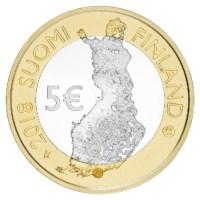 Finlande 5 euros « Punkaharju » 2018