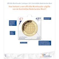 Munthouder Catalogus 2021