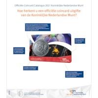 Coincard Catalogus 2021