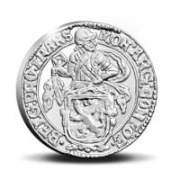 Official Restrike: Lion Dollar 2021 Silver 1 Ounce
