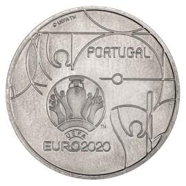 """Portugal 2,5 Euro """"UEFA"""" 2020"""