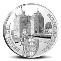 """Silver Ducat """"Loevestein Castle"""" 2021"""