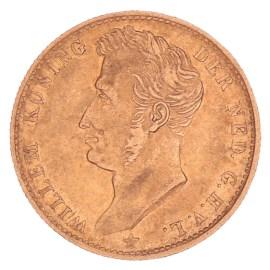 Gouden 5 Gulden Willem I 1826 B Pr