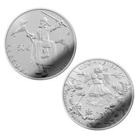 "Litouwen 1,5 Euro ""Uzgavenes"" 2019"
