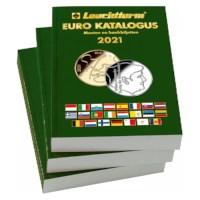 Leuchtturm Euro Catalogus 2021