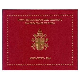 Vaticaan BU set 2004