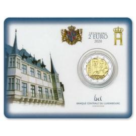 "Luxemburg 2 Euro ""Prins Charles"" 2020 Coincard"