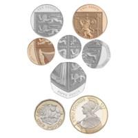 Groot-Brittannië Annual Coin Set 2021