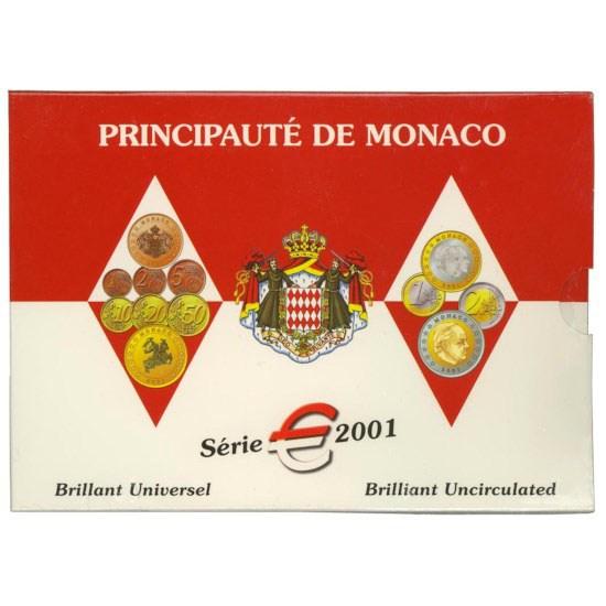 Monaco BU Set 2001