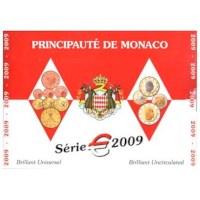 Monaco BU Set 2009