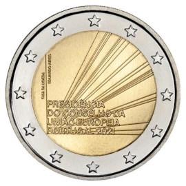 "Portugal 2 Euro ""EU-Voorzitter"" 2021"