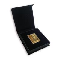 Gold Stamp Hugo Grotius