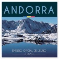 Andorra BU Set 2020