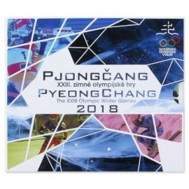 "Slowakije BU Set 'Pyeongchang"" 2018"