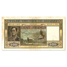 100 Frank 1945-1950 ZFr-
