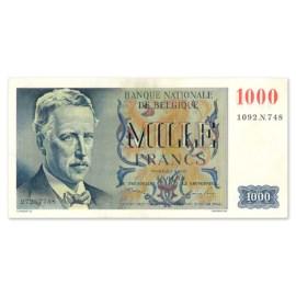 1000 Frank 1950-1958 ZFr
