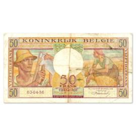 50 Francs 1948-1956 TTB