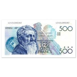 500 Frank 1982-1998 Pr