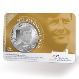 10 Euro 2013 Koningsmunt UNC Coincard