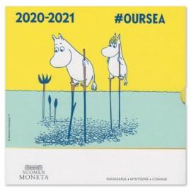 "Finland BU Set ""Moomins"" 2020"