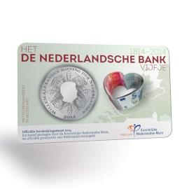 5 Euro 2014 DNB UNC Coincard