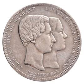 Module 5 Frank 1853 Leopold I ZFr+