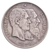 Module 5 Frank 1880 Leopold II Pr-