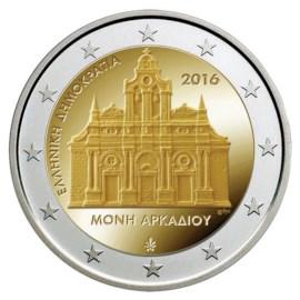 "Griekenland 2 Euro ""Arkadi"" 2016"