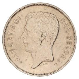 20 Frank 1931-1932 FR - Albert I ZFr