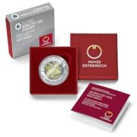 """Oostenrijk 25 Euro """"Mobiliteit"""" 2021"""