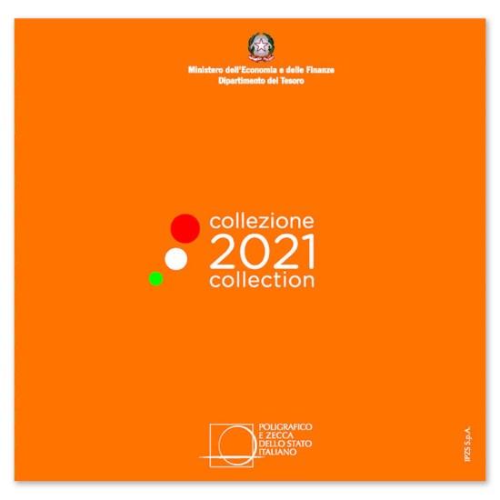 Italië BU Set 2021