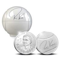 Richard Krajicek Wimbledon Anniversary Silver 1 Ounce