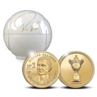 Richard Krajicek Wimbledon jubileum Goud 1 ounce