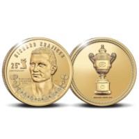 Richard Krajicek Wimbledon Anniversary Gold 1 Ounce