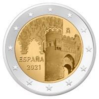 Spanje BU Set 2021