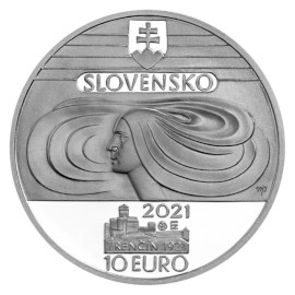 Slovaquie 10 euros « Chœur » 2021