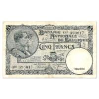 5 Frank 1938 ZFr