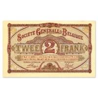 2 Frank 1915 UNC
