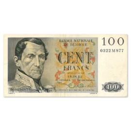 100 Frank 1952-1959 ZFr