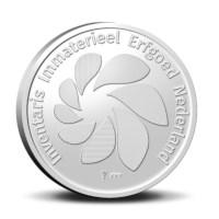 25 Years of Pride Amsterdam Medal in Coincard
