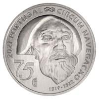 "Portugal 7,50 Euro ""Magellaan"" 2021"