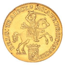 Gouden Rijder Utrecht 1751 ZFr+