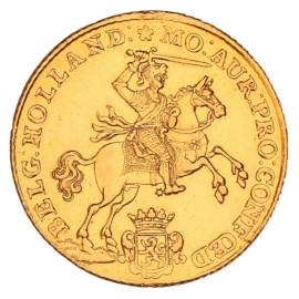 Gouden Rijder Holland 1751 ZFr+