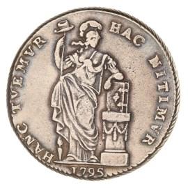 3 Gulden West-Friesland 1795 ZFr-