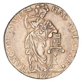 3 Gulden West-Friesland 1795 ZFr
