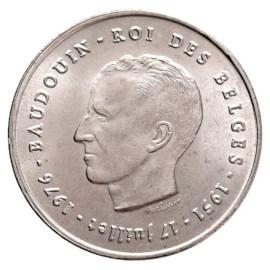 250 Frank 1976 FR - 25 jaar Koning Boudewijn