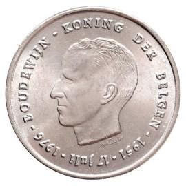 250 Frank 1976 NL - 25 jaar Koning Boudewijn